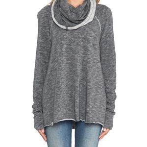 Free People Cocoon Cowl Neck Sweater Size M/L